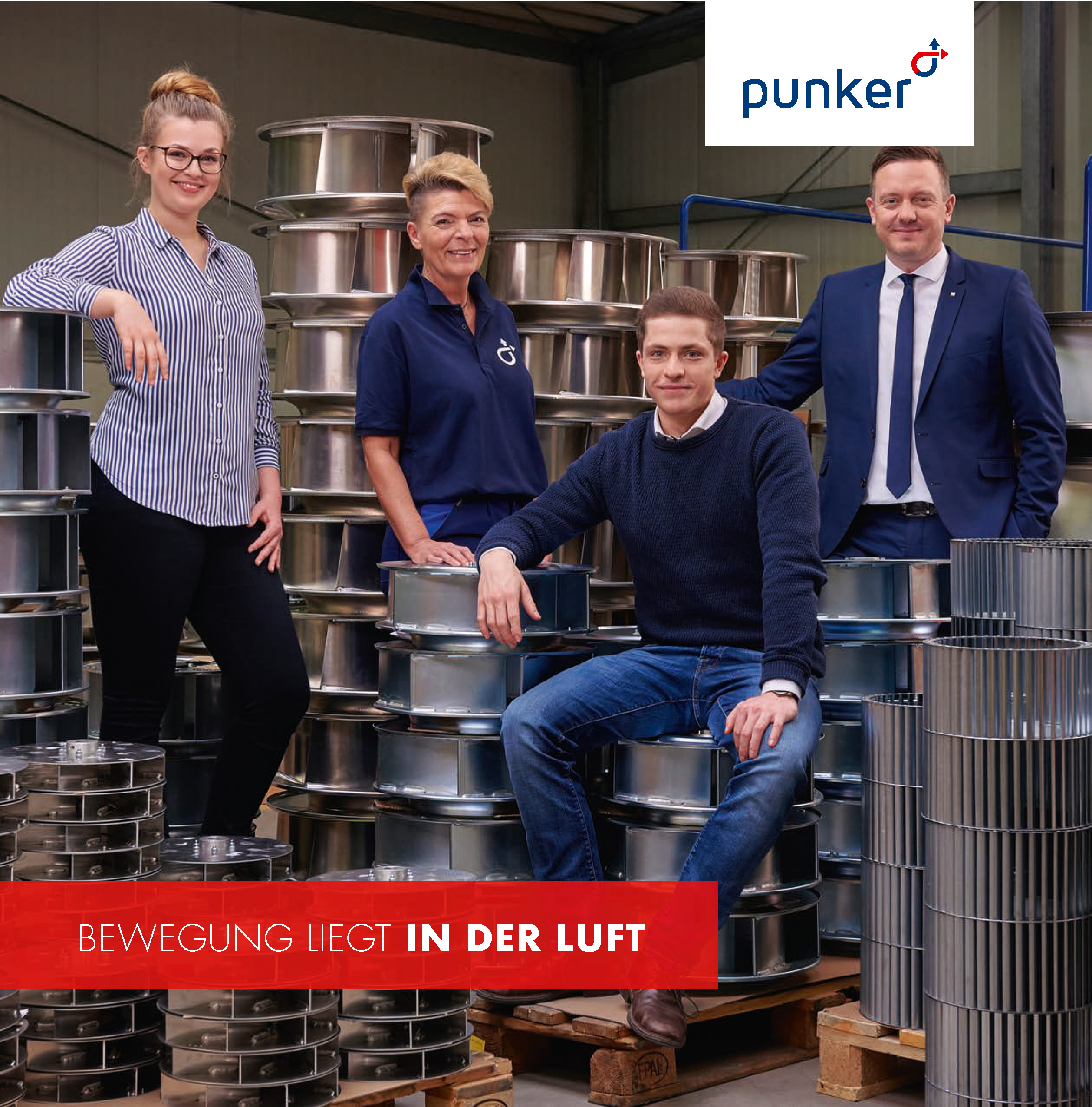 punker Corporate Brochure